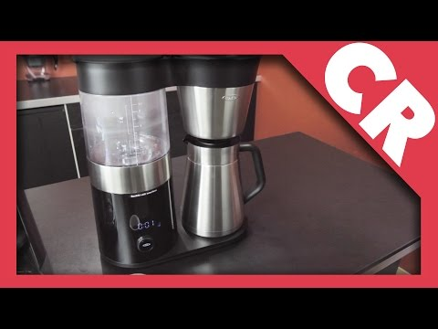 OXO Barista Brain 9-Cup Coffee Brewer   Crew Review