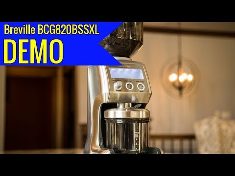 Breville BCG820BSSXL The Smart Grinder Pro Coffee Bean Grinder review