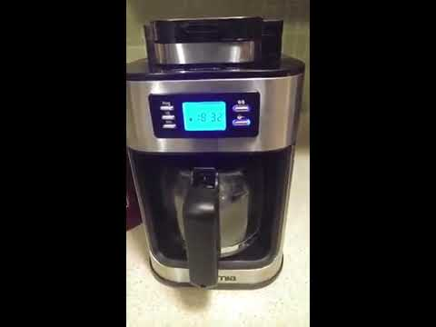 Gourmia GCM4500 Coffee Maker Review, Couldn't ask for a better coffee pot!