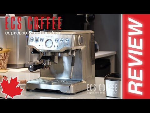Breville Barista Express Review 2021