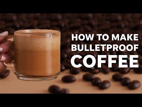 Make Bulletproof Coffee to Fuel Your Body and Brain   GRATEFUL