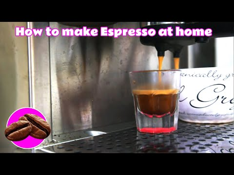 How to make the best coffee with your home espresso machine | All Things Coffee