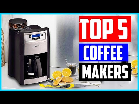 Best Coffee Makers with Grinders in 2020