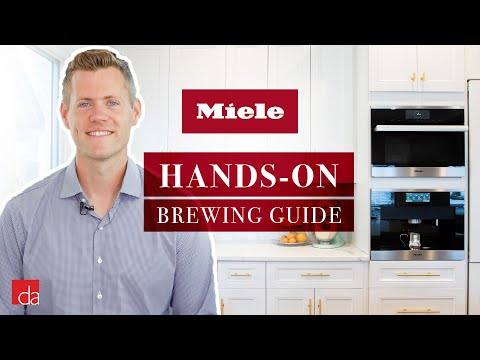 Miele Coffee Machine Hands On Review