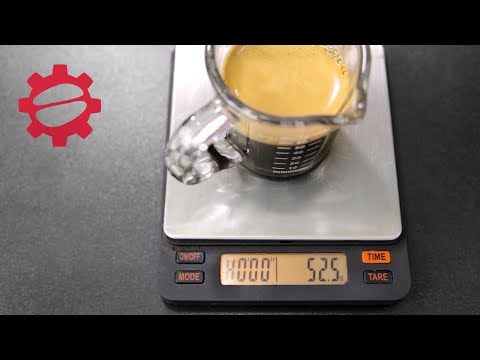 Why Weigh Your Espresso Shots?
