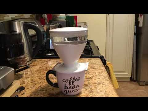 Easy Pour Over Coffee with the OXO brewer