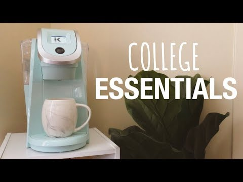 Things You NEED In College | Georgia College