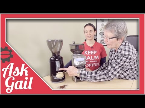 Ask Gail: Which Grinder Is The Quietest Of Them All?
