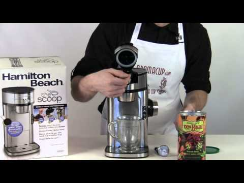 """Hamilton Beach Coffee Maker """"The Scoop"""" Exclusive Review"""