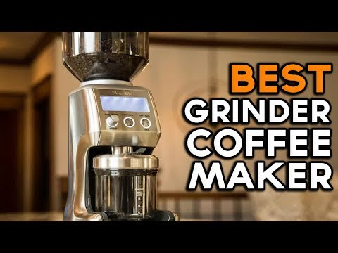 Best Coffee Maker With Grinder 2021 - Top 4 Coffee Makers With Grinders Review