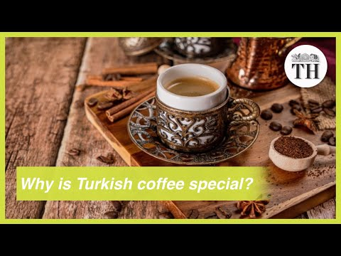 What makes Turkish coffee special?