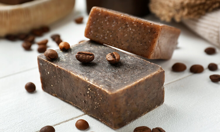 Benefits of Coffee Soap