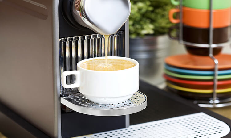 What Is A Built-In Coffee Maker