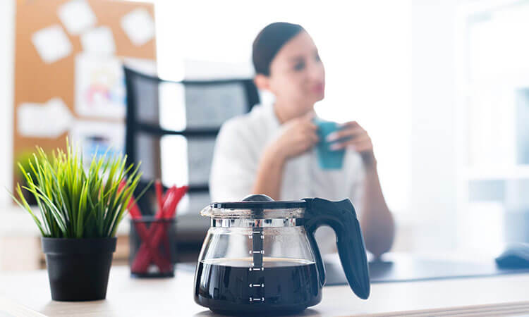 The 7 Best Coffee Makers For Small Offices