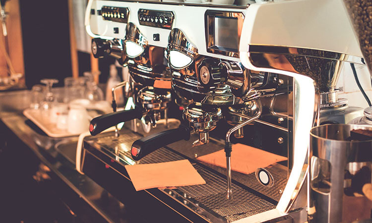 The 5 Best Espresso Machines For Coffee Shops