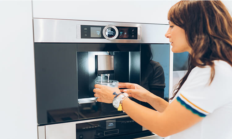 What Are The Pros Of Built In Coffee Machines